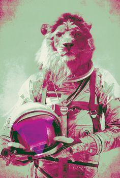 hipster lion - Google zoeken