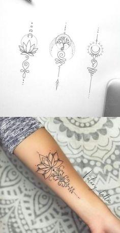 Foot Tattoos Girls, Foot Tattoos For Women, Forearm Tattoos, Finger Tattoos, Tattoos For Guys, Unalome Tattoo, Tattoo Femeninos, Ganesha Tattoo, Tattoo Trend