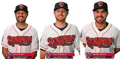 Nashville Sounds has Three Players Join Pitching Coach Rick Rodriguez on PCL Squad