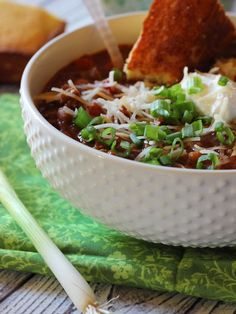 Really Good Chili - ValSoCal