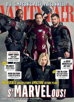 The Avengers: Infinity War Pt. 1 Vanity Cover, 2017