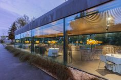 Restaurant La Boscana, Bellvís, 2014 - Jordi Font