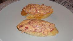 Un plato del día: PINTXO CREMOSO DE JAMÓN