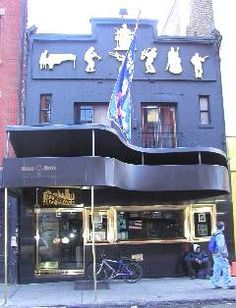 The Blue Note Jazz Club ~ 131 West 3rd St, NYC.