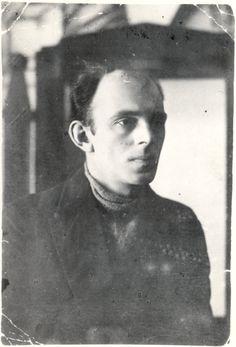 Мандельштам в 1923 году / Osip Mandelstam in 1923.