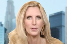 Coulter: 'Trump's Immigration Speech Is the Most Magnificent Speech Ever Given' Trust a Nazi to appreciate a spittle-flecked diatribe. If Trump had delivered it in German, old Ann would've tinkled for sheer joy.
