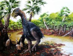 New Study Confirms Giant Flightless Bird Wandered the Arctic 50 Million Years Ago  It's official: There really was a giant, flightless bird with a head the size of a horse's wandering about in the winter twilight of the high Arctic some 53 million years ago.The confirmation comes from a new study by researchers from the Chinese Academy of Sciences in Beijing and the University of Colorado Boulder that describes the first and only fossil evidence fro…