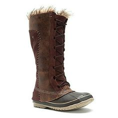 Sorel Cate the Great Good condition SOREL Shoes Winter & Rain Boots