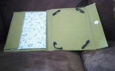 Kindle Fire cover inside