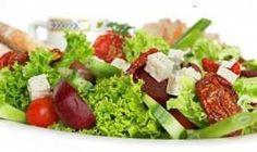 Mouthwatering Organic Vegetarian Salad
