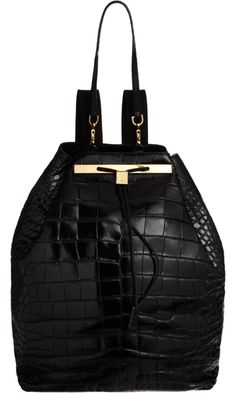 2ee051868393 The Row Alligator Backpack Most Expensive Purse