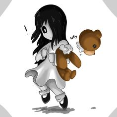 "One of my most favorite web comics ""Erma"" by brandontheoutcast Seriously, who doesn't love a cute ghost like this? :3"