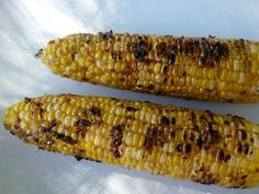 Weekday Vegetarian: Corn on the Cob with Maple-Chipotle Glaze : TreeHugger