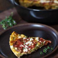 Meatless Monday Recipes: Zucchini Frittata