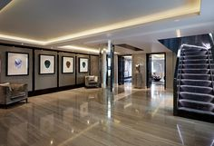 The Penthouse St James from Living in Space | The Art of Bespoke