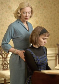 Movie review: 'Carol' is sumptuous love story set in the 1950s  www.time2belean.com