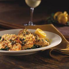 Maggiano's Restaurant Copycat Recipes: Chicken Picatta
