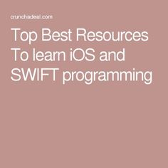 93 Best Swift Programming Language images in 2017