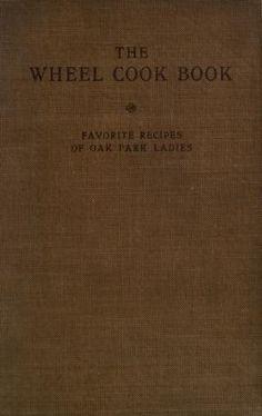 The Wheel cook book