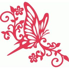Welcome to the Silhouette Design Store, your source for craft machine cut files, fonts, SVGs, and other digital content for use with the Silhouette CAMEO® and other electronic cutting machines. Silhouette Images, Silhouette Portrait, Silhouette Design, Paper Cutting Patterns, Stencil Patterns, Flower Cards, Paper Flowers, Butterfly Art, Butterfly Wedding