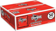 Frito-Lay Chips (50 Count) (1oz bags) (Doritos Nacho Chee... https://www.amazon.ca/dp/B008500JBW/ref=cm_sw_r_pi_dp_x_II18ybE0MNDVA