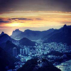 Rio de Janeiro w Rio de Janeiro