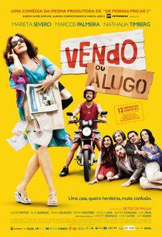 Vendo ou Alugo - Estreia 09 de Agosto - Trailer: http://youtu.be/eiqT7elvFTI