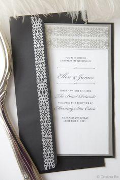 Wed invitation by kristiinadisain invitations inspiration wed invitation by kristiinadisain invitations inspiration pinterest wedding stopboris Choice Image