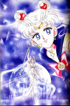 Bishoujo Senshi Sailor Moon   Naoko Takeuchi   Toei Animation