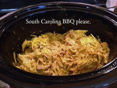 South Carolina Pork BBQ from A Parenting Production @porkbeinspired #PorkParty