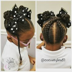 trendy braids for kids black ideas protective styles trendy braids for kids black ideas prot Lil Girl Hairstyles, Black Kids Hairstyles, Natural Hairstyles For Kids, Kids Braided Hairstyles, Princess Hairstyles, My Hairstyle, Natural Hair Styles, Kids Natural Hair, Teenage Hairstyles
