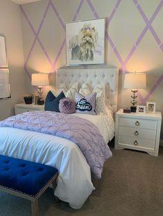 easter home decor Room Design Bedroom, Room Ideas Bedroom, Small Room Bedroom, Home Bedroom, Dream Home Design, House Design, Light Blue Rooms, Toddler House Bed, Cool Dorm Rooms