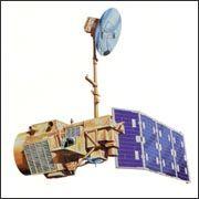 Drawing of Landsat 5 satellite
