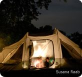 Good site for backyard camping activities, songs, recipes