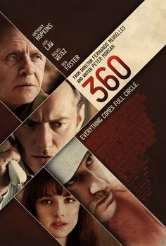 360 Movie / 2012 Movie . Starring Anthony Hopkins, Jude Law, Rachel Weisz and Ben Foster