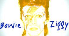 Bowie Yellow by Enki Art : . Instagram Fashion, Instagram Posts, Portrait Art, Portraits, Yellow Painting, Image Categories, Artist Painting, David Bowie, Urban Art
