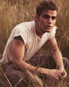 Marie Night And Day: PAUL WESLEY - STEFAN SALVATORE - LE BEAU GOSSE DE LA SOIREE