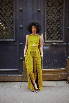 FASHION: Muse collection by Natacha Baco - AFROPUNK  After losing a few pounds, I am going to look this designer up.