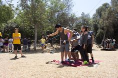 The Mentoring Summer Research Internship Program at the Challenge Course on June 23,2015 #MSRIP #UCRSRC #OutdoorExcursions #UCR #Riverside #ChallengeCourse #Summer #2015 #outdoor #activities #games #icebreakers #teambuilding #communication #fitness #wellness