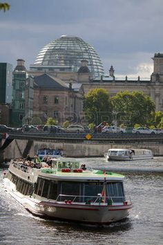 Dome of the Reichstag, Berlin. photo