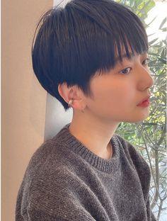 Asian Pixie Cut, Asian Short Hair, Short Hair Cuts, Hair Inspo, Hair Inspiration, Shot Hair Styles, Long Pixie, Hair Reference, Pixie Hairstyles