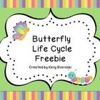 Are you looking to teach your students about the life cycle of a butterfly? This set is the perfect resource for any butterfly unit in the classroo...