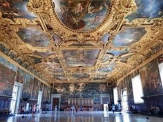 The museums of Venice: The Doge's Palace | itinari