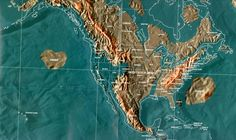 Future map of North America by The Shocking Doomsday Maps Of The World And The Billionaire Escape Plans Gordon Scallion