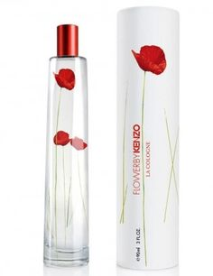 Flowers La Cologne by Kenzo for women