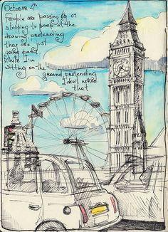 Alena Kudryashova | Art*Sketches & Journals | Pinterest