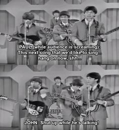 """15 Hilarious Beatles Memes That Are Bigger Than Jesus - Funny memes that """"GET IT"""" and want you to too. Get the latest funniest memes and keep up what is going on in the meme-o-sphere. Beatles Funny, Les Beatles, Beatles Guitar, Beatles Quotes, John Lennon Quotes, Beatles Lyrics, Beatles Art, Nowhere Boy, Great Bands"""