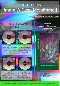 Imam W Deen Mohammed Publications