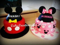 """Is it Mickey or Minnie? Eat a slice of which gender you think it is Disney Gender Reveal, Baby Gender Reveal Party, Baby Q Shower, Baby Shower Cakes, Baby Gender Announcements, Mickey Mouse Decorations, Minnie Mouse Baby Shower, Crazy Cakes, Baby Supplies"