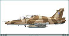 BAe Hawk Mk 103 - Royal Air Force Oman (1993)